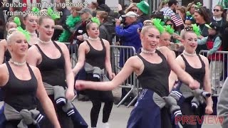 Saint Patrick's Day parade New York:  Streaming