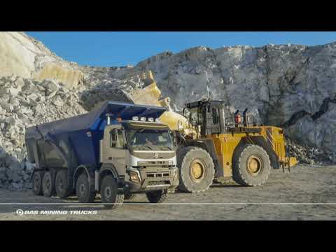 Pieter Jan Kleiterp, Sales Manager, BAS Mining Trucks