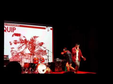 Mariposa - Quip | Live in Melbourne, Manila Underground
