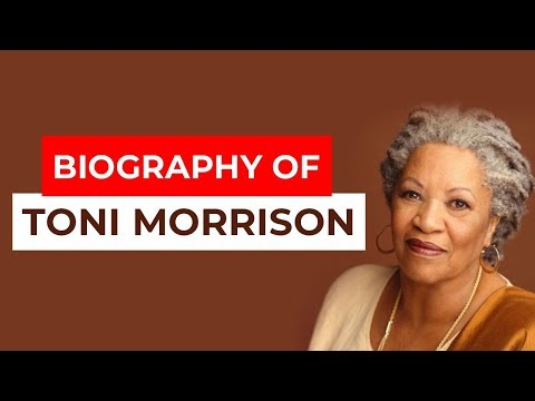 Biography Of Toni Morrison, First African American Women To Win Nobel Price In Literature