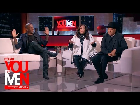 "Justine Simmons on Her Husband, Rev Run: ""Rev Is Nasty, Y'all"" 
