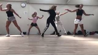 Royal Family | The palace Dance Studio | Choreography by Isla Potini & Teesha Siale