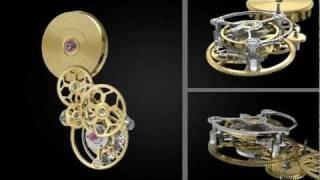 Blancpain Calibre 233 |Flying Carrousel Minute Repeater