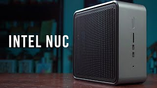 Intel NUC Quartz Canyon Xeon Kit: The Possibilities Are Endless! | Hands-on Review