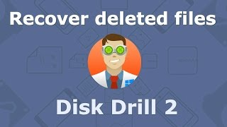 Data recovery software for Windows. Meet Disk Drill 2