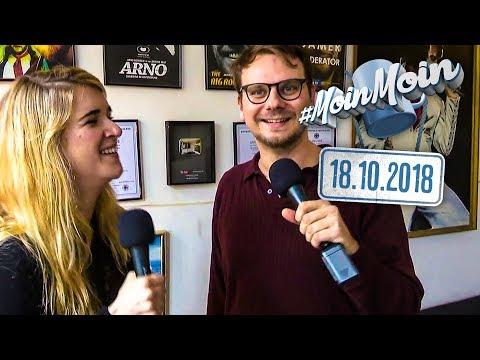 Ist deutscher Humor tot? & So schön kann Katjana schlafen | MoinMoin mit Etienne & Katjana