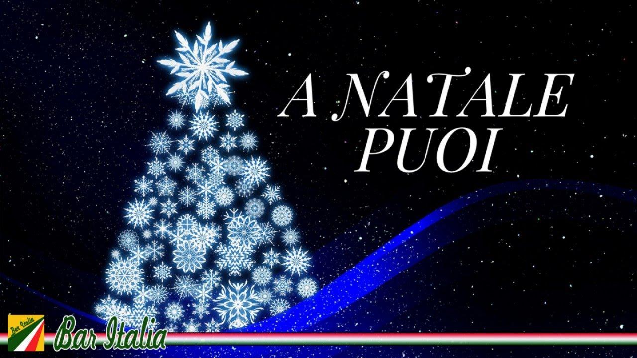 A Natale Puoi Frasi.A Natale Puoi Auguri Di Buon Natale Youtube