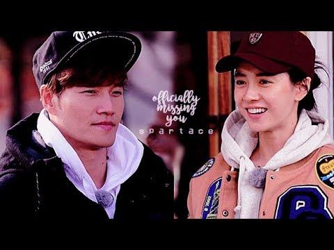 Officially Missing You — Kim Jongkook X Song Jihyo (Running Man Spartace) ♡