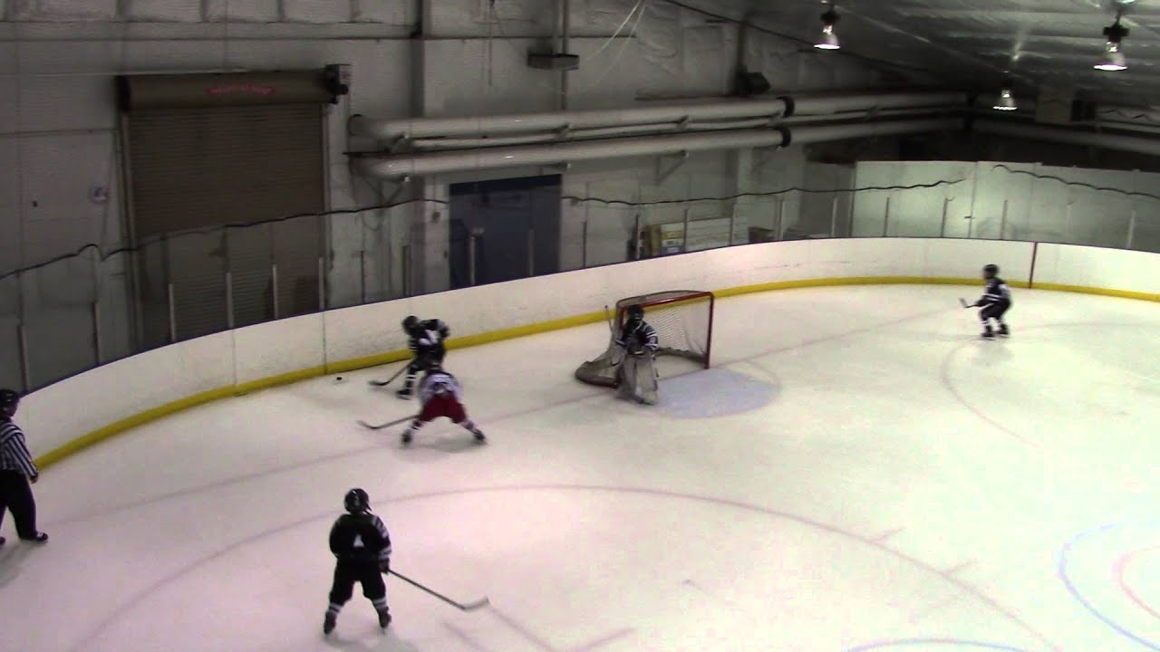 Nice Goal and Assist by Boulder Bison Bauer World Hockey