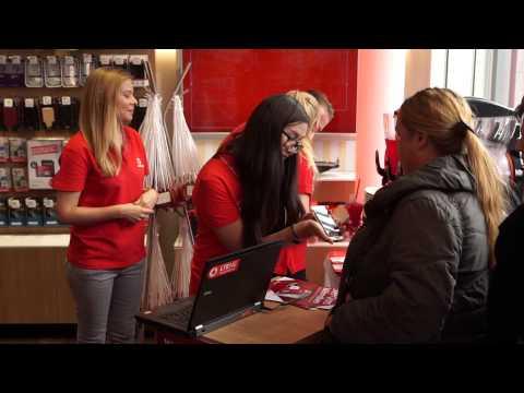 Vodafone Flagship Store Opening München Marienplatz