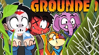 HONEY' I SHRUNK DELIRIOUS & FRIENDS! - Grounded Ep. 1!