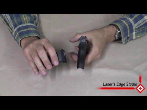 Glock 43 Back Plate Installation