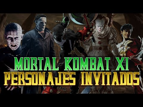 Mortal Kombat   Personajes Invitados para Mortal Kombat XI/11   Wishlist de la Comunidad thumbnail