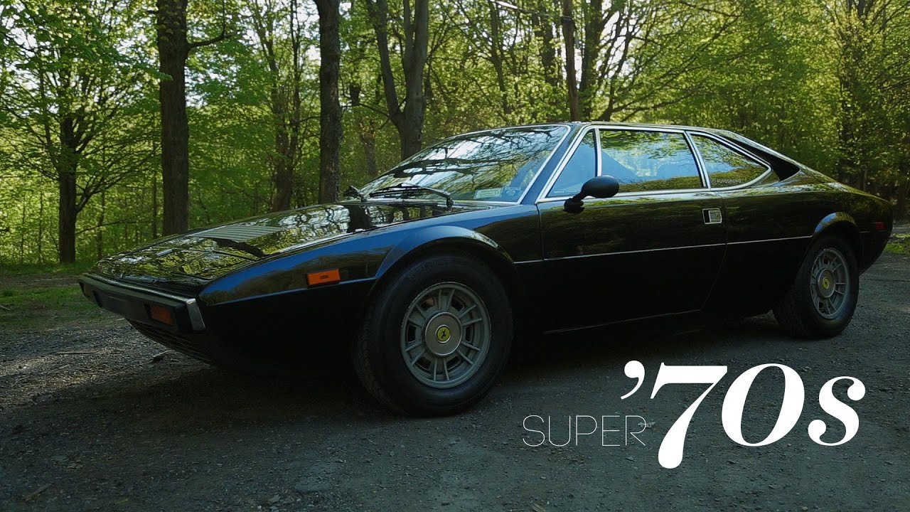 This Ferrari Dino 208 GT4 Is Beloved By Autodromo's dley Price ...