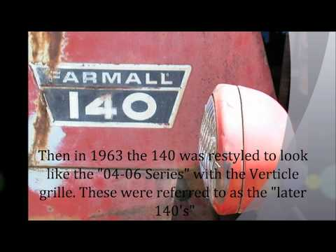 Farmall 140 tribute