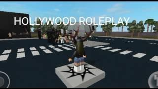 Servidor de juegos de rol de Roblox Hollywood