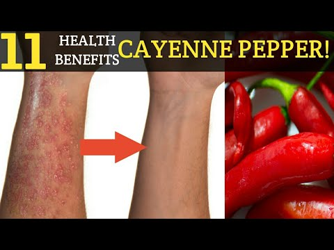 11 HEALTH BENEFITS OF CAYENNE PEPPER | HOW TO USE CAYENNE PEPPER FOR HEALTH | NATURAL HOME REMEDIES