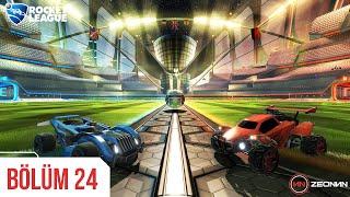 Yavaştan uçalım :) | rocket league #24