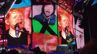 Ed Sheeran Lego House Kiss Me Give Me Love Hannover 2019