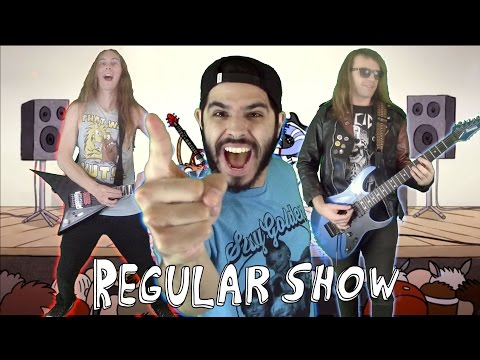 PARTY TONIGHT | REGULAR SHOW | COVER