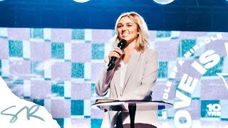 The Call of God | Sadie Robertson at Love is Red Conference 2020