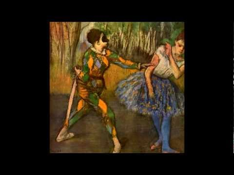 EDGAR DEGAS 1834 1917  Dancers. Music LES SYLPHIDES