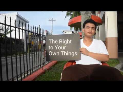 VIDEO AD CAMPAIGN: KNOWING OUR RIGHTS