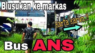 Download Mp3 Blusukan Ke Markas Bus Ans.. Nemu Harta Karun..!!