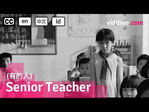 Senior Teacher - This Teacher Slapped A Schoolgirl. She Became Deaf & Mute // Viddsee.com