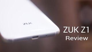 """Lenovo ZUK Z1 Review - """"Lenovo + Cyanogen = ?"""""""