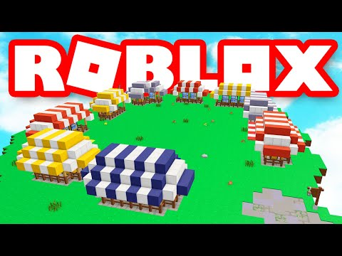 I OPENED A SKYBLOCK MARKET AND MADE _________$!!! Roblox Skyblock