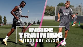 🎥 ALL ACCESS | The champions are back in training ahead of LaLiga 2020/21!
