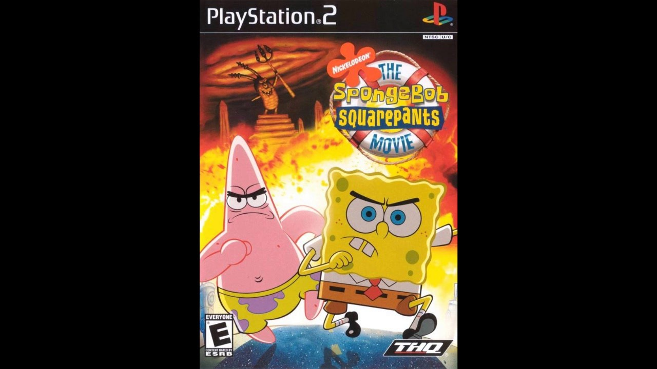 the spongebob movie game music goofy goober rock song