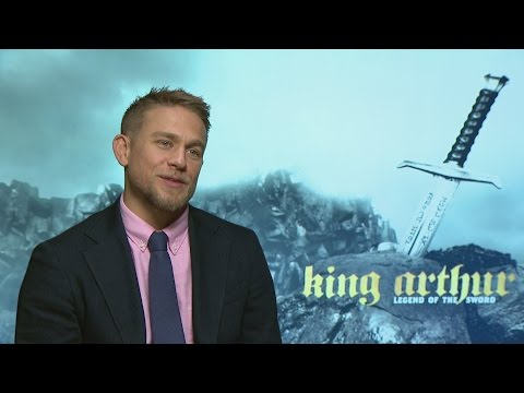 "Charlie Hunnam on why he's called ""12 inch c**k Billy""!"