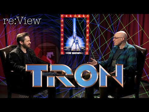 Tron and Tron: Legacy – re:View — RedLetterMedia