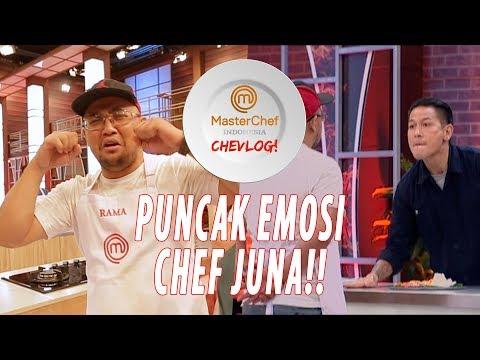 Chef Renatta Chef Arnold dan Chef Juna Ingin yang Terbaik  Chevlog MasterChef Indonesia