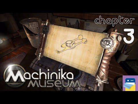 Machinika Museum: Chapter 3 Walkthrough & iOS/Android Gameplay (Plug In Digital/Littlefield Studio) |