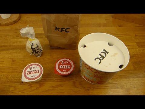KFC - Mexican Dip Bucket