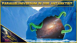 Hat die NASA ein Paralleluniversum in der Antarktis entdeckt?! YouTube Videos