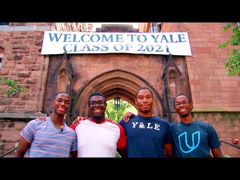 Meet the ohio quadruplets who are all starting their freshman year at yale