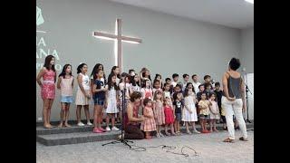 Coral infantil Perfeito Louvor - IPB Rio Preto 19/10/2020