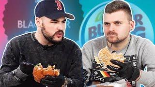 БИТВА БУРГЕРОВ - Burger King против Black Star Burger (с Максом Брандтом)
