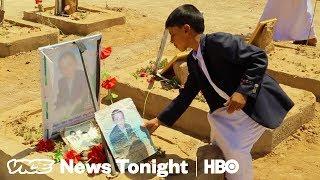 Saudi-Led Yemen Airstrikes & Cabbie Suicides: VICE News Tonight Full Episode (HBO)