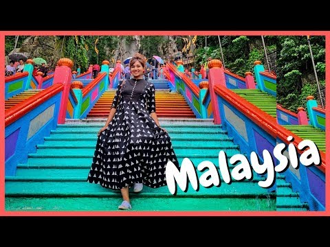 Malaysia Travel Guide (2019) | #vlog | Things To Do In Kuala lumpur Malaysia  | Bangalore Traveller