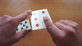 Карточные Трюки #13:  Обучение лучшей карточной сменке в мире! Секреты карточных трюков!