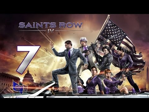 """Saints Row IV - Episode 7 """"Running Errands For Keith David"""""""