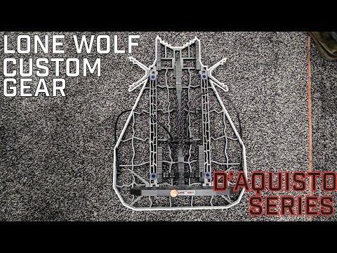 Download Lone Wolf Custom Gear D Aquisto Series Tree Stand First