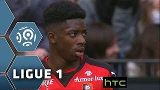 Stade Rennais FC - FC Nantes (4-1)  - Résumé - (SRFC - FCN) / 2015-16