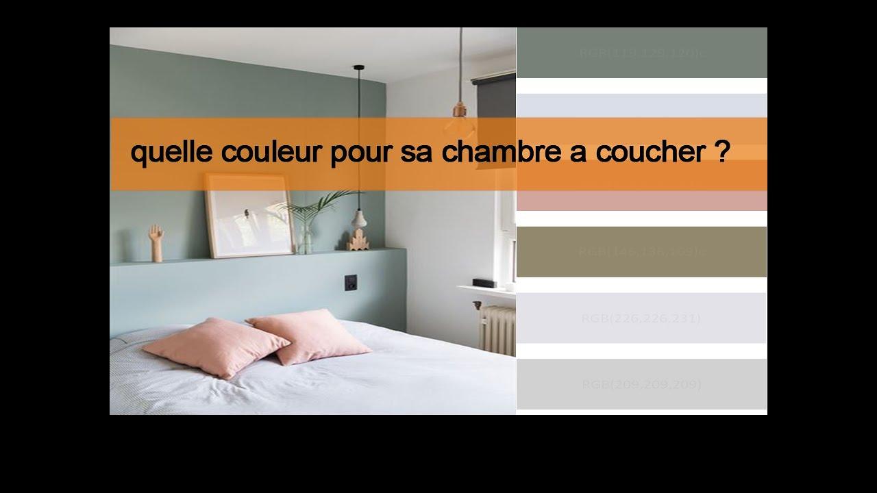 Couleur Des Chambre A Coucher quelle couleur choisir pour ma chambre a coucher? le vert