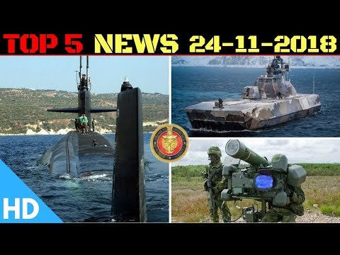 Indian Defence Updates : 6 Soryu Submarines for India,Indo-Israeli Unmanned Ship,IGLA-S Indian Army